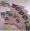 QUA;ITY AND AFFORDABLE US AMERICAN STICK FLAGS IN ALL SIZES